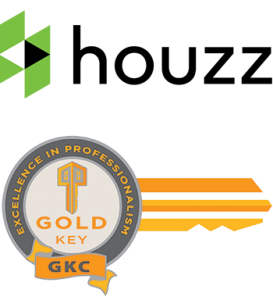 Houzz Gold Key Logos
